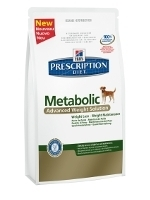 Hills Prescription Diet Canine Metabolic 12kg