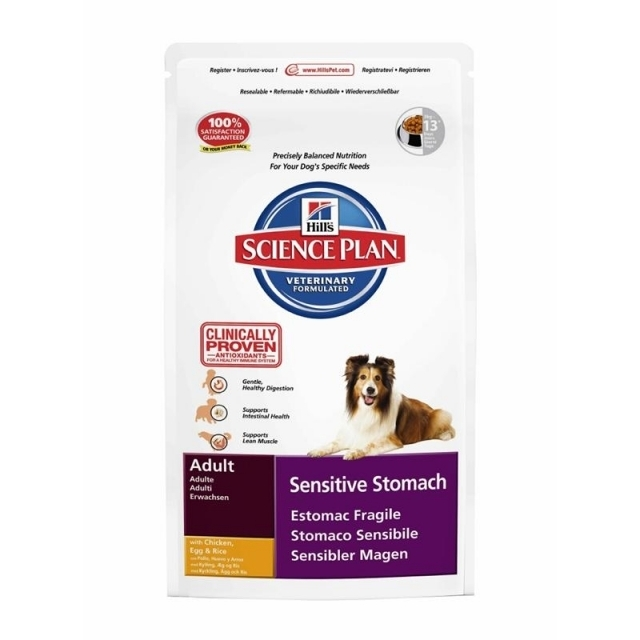 Hills Canine Sensitive Stomach Hundefutter 3kg