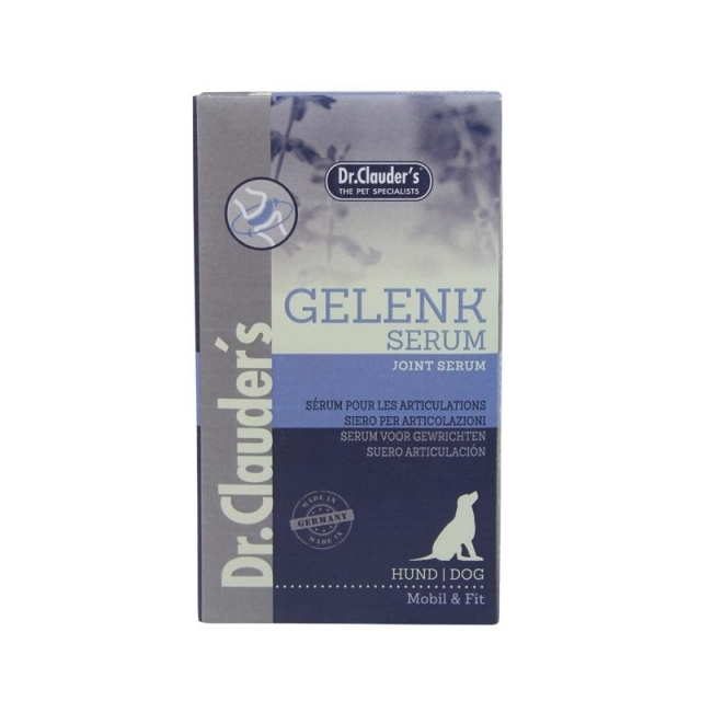 Dr. Clauders Dog Mobil & Fit Gelenk Serum 100ml