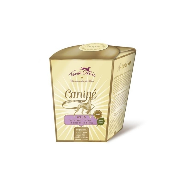 Terra Canis Snack Canipé Wild classic 200g