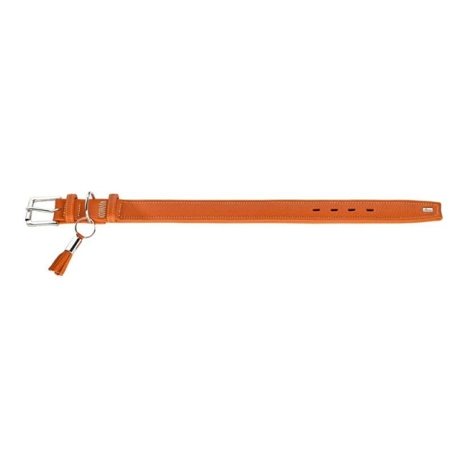 Hunter Halsband Cannes orange 60cm