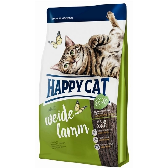 Happy Cat Supreme Weide-Lamm 300 g