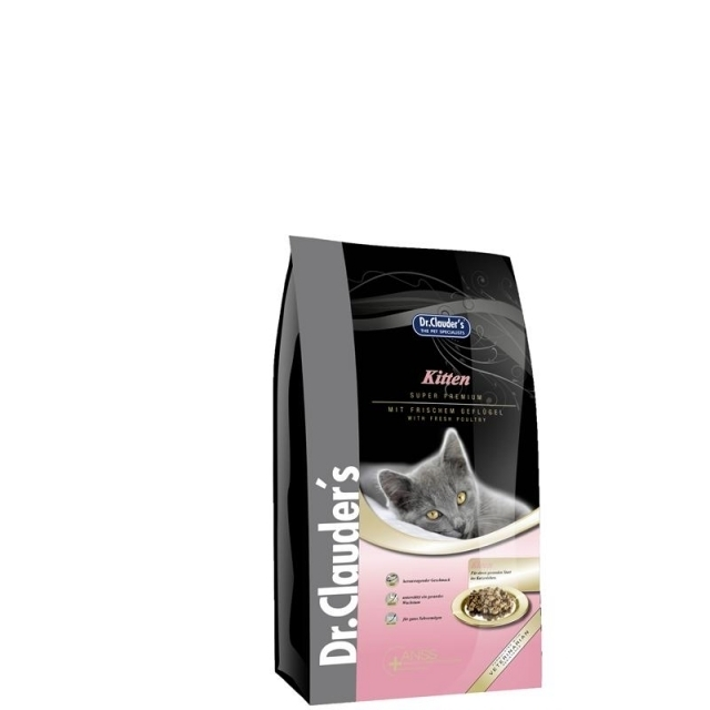 Dr. Clauders Best Choice Cat Kitten 400g